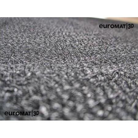 Текстильные 3D коврики Euromat3D Lux в салон для Kia Sorento Prime (2015-) № EM3D-002925